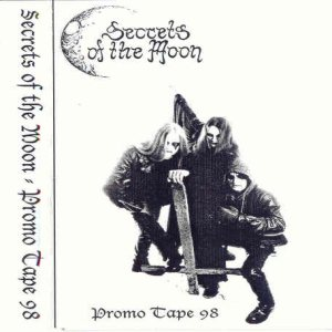 Secrets of the Moon - Promo Tape cover art