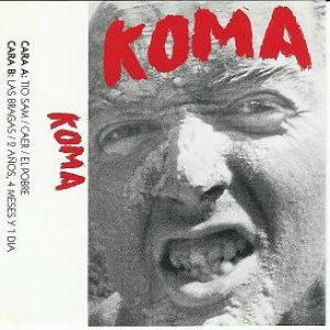 Koma - Maqueta cover art