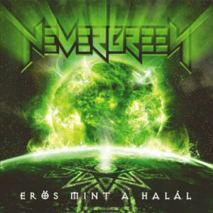 Nevergreen - Eros Mint Halal/Strong as Death cover art