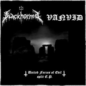 Blackhorned - United Forces of Evil cover art