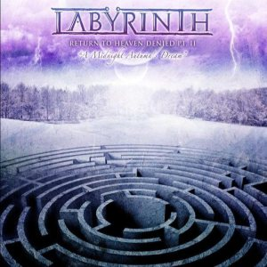 Labyrinth - Return to Heaven Denied Pt.II - a Midnight Autumn's Dream cover art