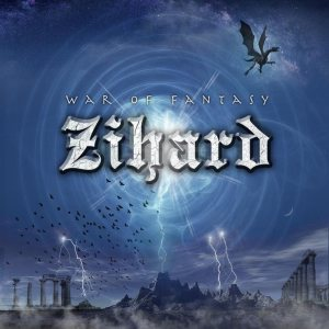 Zihard - War of Fantasy cover art