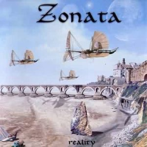 Zonata - Reality cover art