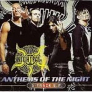 Nightfall - Anthems of the Night cover art