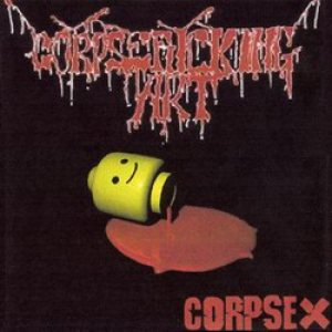 Corpsefucking Art - Corpsex promo single cover art