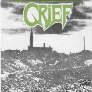 Grief - Depression cover art