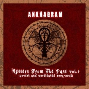 Ankhagram - Letters From the Past Vol.1 cover art