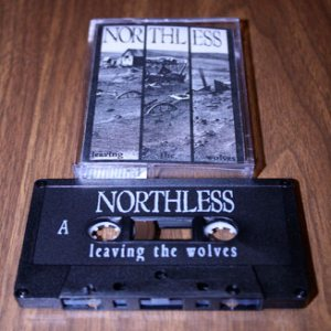 Northless - Leaving the Wolves cover art
