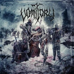 Vomitory - Opus Mortis VIII cover art
