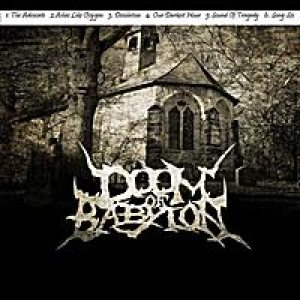 Doom of Babylon - Ashes Like Oxygen cover art