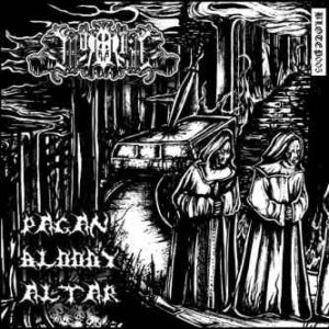 Myrrdin / Instinct - Chamber Dark/Pagan Bloody Altar cover art