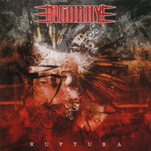 Agorhy - Ruptura cover art