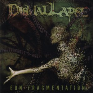 Dismal Lapse - Eon Fragmentation cover art