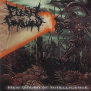 Flesh Consumed - New Order of Intelligence cover art
