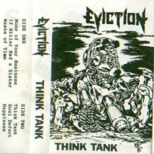 Eviction - Think Tank cover art
