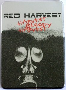 Red Harvest - Harvest Bloody Harvest cover art