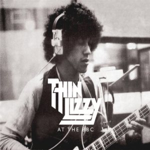 Thin Lizzy - At the BBC cover art