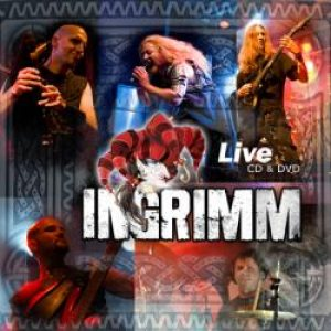Ingrimm - Live cover art