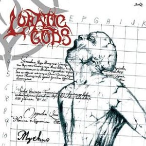 Lunatic Gods - Mythus cover art