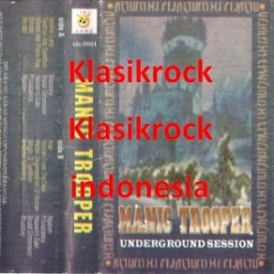 Bluessky - Manic Trooper - Underground Session cover art