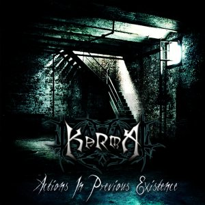 karma - Actions in Previous Existence cover art