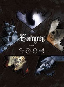 Evergrey - A Night to Remember cover art