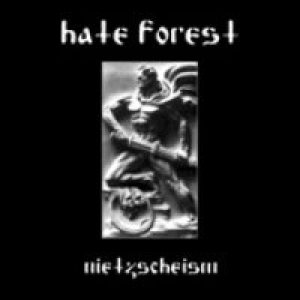 Hate Forest - Nietzscheism cover art