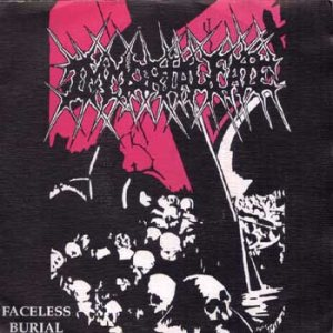 Immortal Fate - Faceless Burial cover art