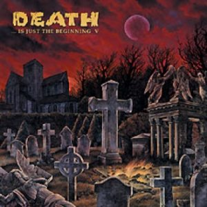 Nuclear Blast - Death... Is Just the Beginning Vol. 5 cover art