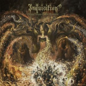 Inquisition - Obscure Verses for the Multiverse cover art