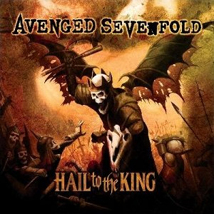 Avenged Sevenfold - Hail to the King cover art