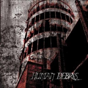Human Debris - Wrought From Anguish cover art