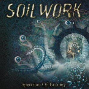 Soilwork - Spectrum of Eternity cover art