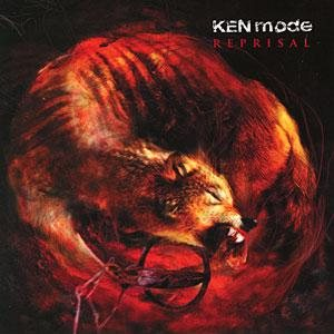 KEN mode - Reprisal cover art