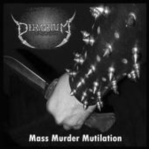 Pervertum Obscurum - Mass Murder Mutilation cover art