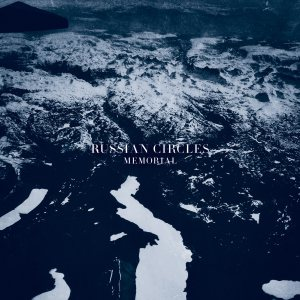 Russian Circles - Memorial cover art