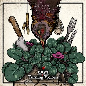 dAsh - Turning Vicious cover art