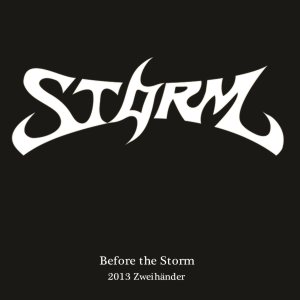 Storm - Before the Storm cover art