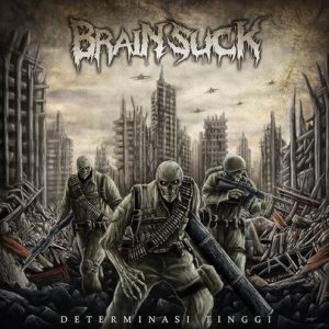 Brain Suck - Determinasi Tinggi cover art