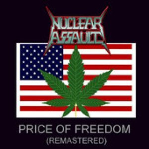 Nuclear Assault - Price of Freedom cover art