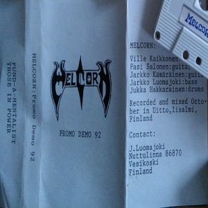 Melcorn - Promo Demo 1992 cover art