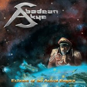 Abodean Skye - Echoes of an Astral Empire cover art