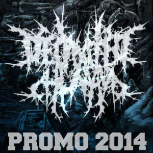 Decimated Humans - Promo 2014 cover art
