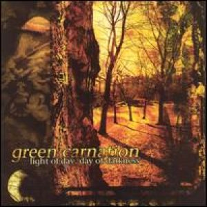 Green Carnation - Light of Day, Day of Darkness cover art