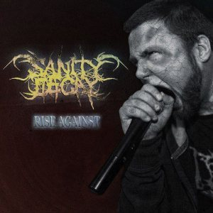 Sanity Decay - Rise Against cover art