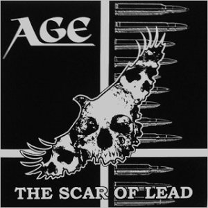 A.G.E - The Scar of Lead cover art