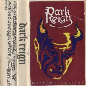 Dark Reign - Mayhemic States cover art