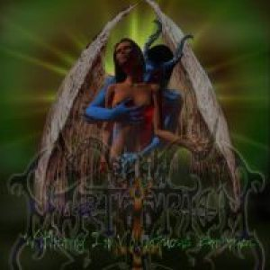 Martyrium - Withering in Voluptuous Embrace cover art