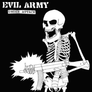 Evil Army - Under Attack cover art