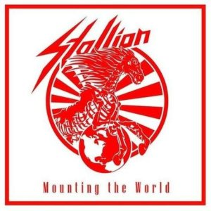 Stallion - Mounting the World cover art